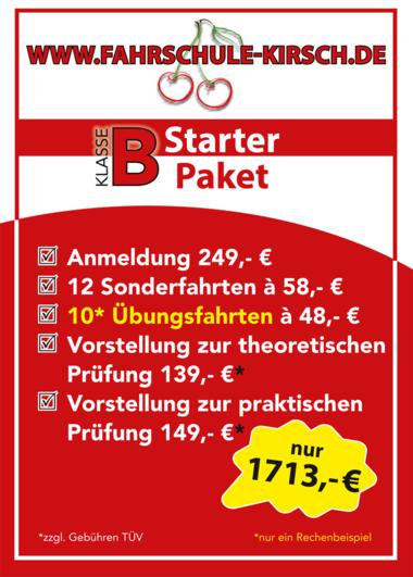 Starter Paket B